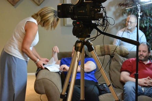 Behind the Camera Plus - Filming in Omaha and Council Bluffs Part 1