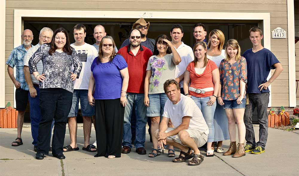 """""""Apparition"""" Movie Production Crew"""