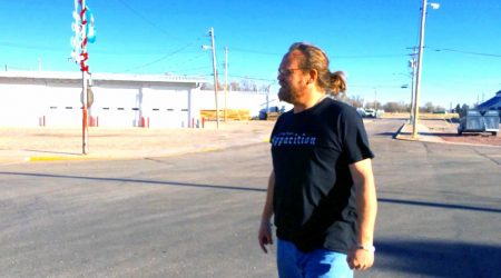 Filming Near Scottsbluff: The Town of Mitchell in Western Nebraska - Live on the Internet